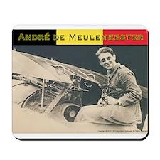 André de Meulemeester Mousepad