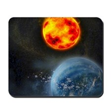 The Other Galaxy Mousepad