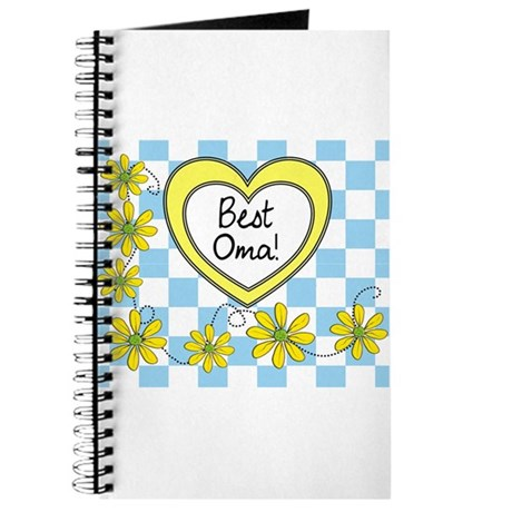 Best Oma Yellow Journal