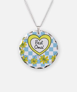 Best Oma Yellow Necklace
