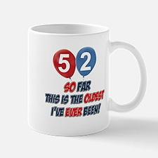 Gifts for the individual turning 52 Mug
