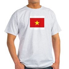 Vietnam Ash Grey T-Shirt