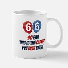 Gifts for the individual turning 66 Mug