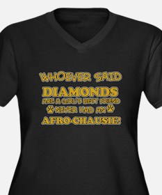 Afro Chausie cat vector designs Women's Plus Size