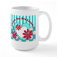 Busia you are loved 5 Mug