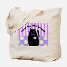 Oma you are loved 1 Tote Bag