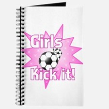 Girls Kick It Journal