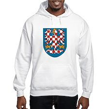 Moravia Coat of Arms Hoodie