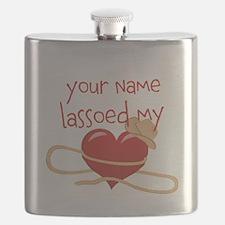 Lasso My Heart Flask