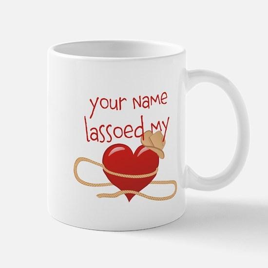 Lasso My Heart Mug