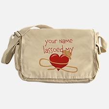 Lasso My Heart Messenger Bag