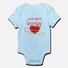 Lasso My Heart Infant Bodysuit