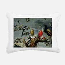 on canvasA - Rectangular Canvas Pillow