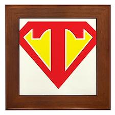 Super T Framed Tile