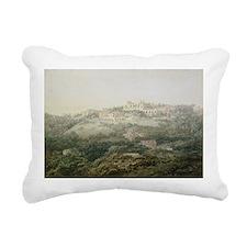 paperA - Rectangular Canvas Pillow