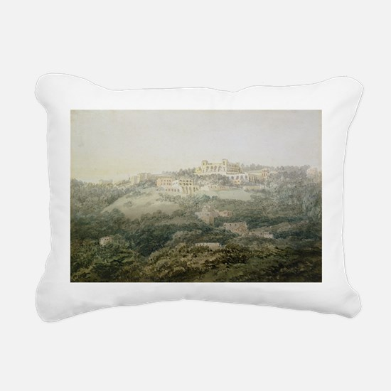 paperA - Rectangular Canvas Pillow