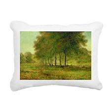 - Rectangular Canvas Pillow