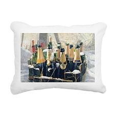 05 @mixed mediaA - Rectangular Canvas Pillow