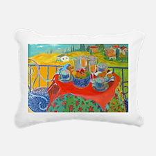 boardA - Rectangular Canvas Pillow
