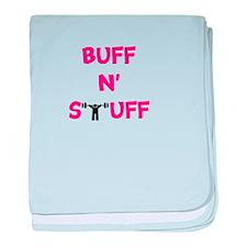 BUFF N STUFF baby blanket