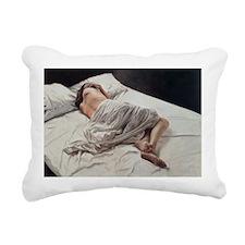 s boardA - Rectangular Canvas Pillow
