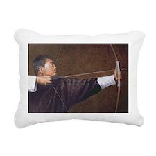 canvasA - Rectangular Canvas Pillow