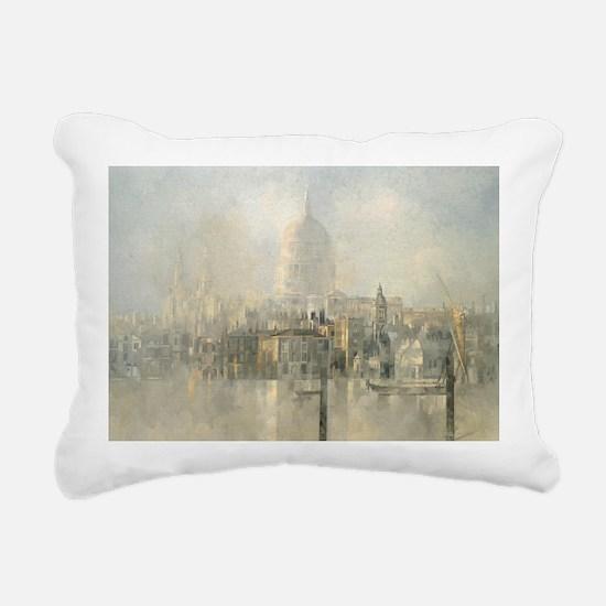 asA - Rectangular Canvas Pillow