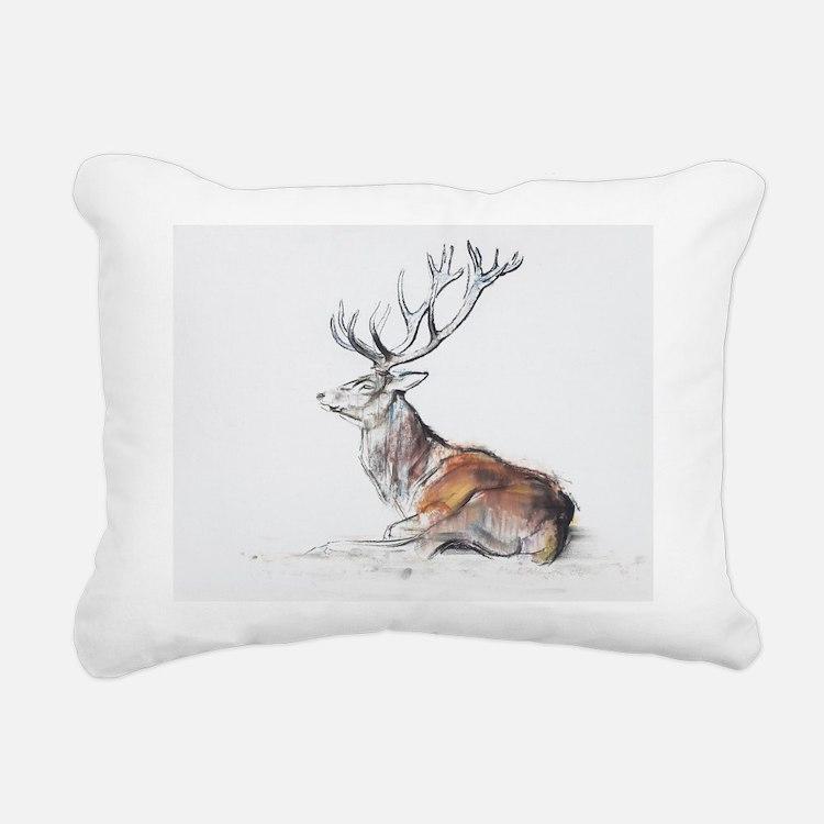 rcoal - Rectangular Canvas Pillow