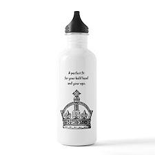 Ego Crown Keep Calm Water Bottle