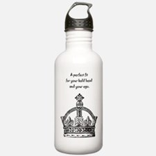 Ego Crown Keep Calm Water Bottle