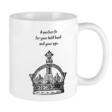 Ego Crown Keep Calm Mug