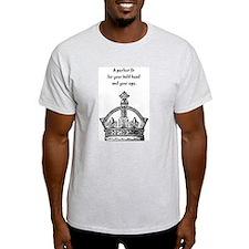 Ego Crown Keep Calm T-Shirt