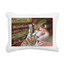 In the Box - Rectangular Canvas Pillow
