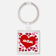 Love Mom Keychains