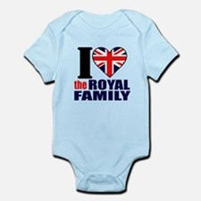 British Royal Family Body Suit