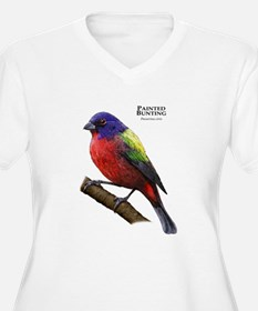 Painted Bunting T-Shirt