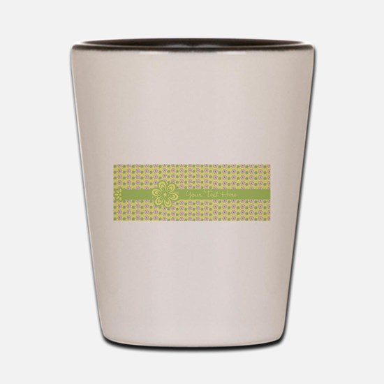 Personalized Add your Own Words Shot Glass