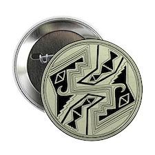 "Mimbres Design 5 2.25"" Button (100 pack)"