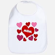 Love Mom Bib