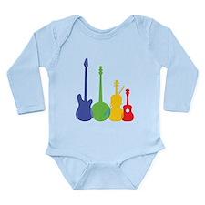 Instruments Color Body Suit
