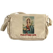 Festa di Santa Lucia Messenger Bag