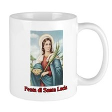 Festa di Santa Lucia Mug