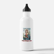 Festa di Santa Lucia Water Bottle