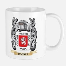 Escala Coat of Arms - Family Crest Mugs