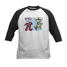 Get Real Be Rational Baseball Jersey