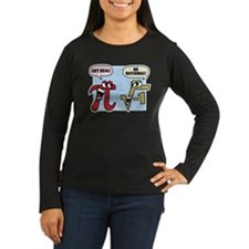 Get Real Be Rational Long Sleeve T-Shirt
