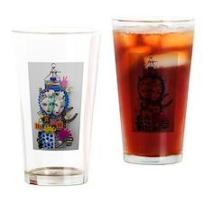 Hoorah For Everytjhing! Drinking Glass