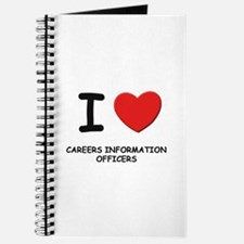 I love careers information officers Journal