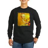 Long sleeve motorcycle shirts Long Sleeve T-shirts (Dark)