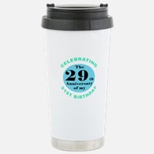 50th Birthday Humor Travel Mug